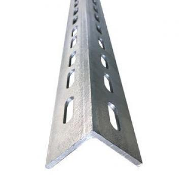 Q235 Q345 Ms A36 Black Carbon & Galvanized Angle Steel Bar for Building Material