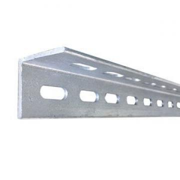 Building Materials Q235 Equivalent Angle Mild Carbon Steel Galvanized Angle Bar